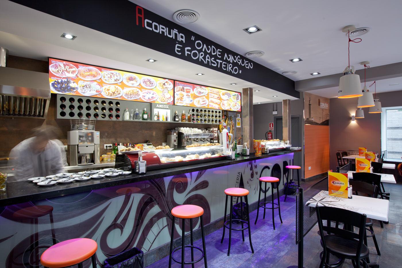 Restaurante Jc Rooms Cuesta Santa Domingo  Madrid
