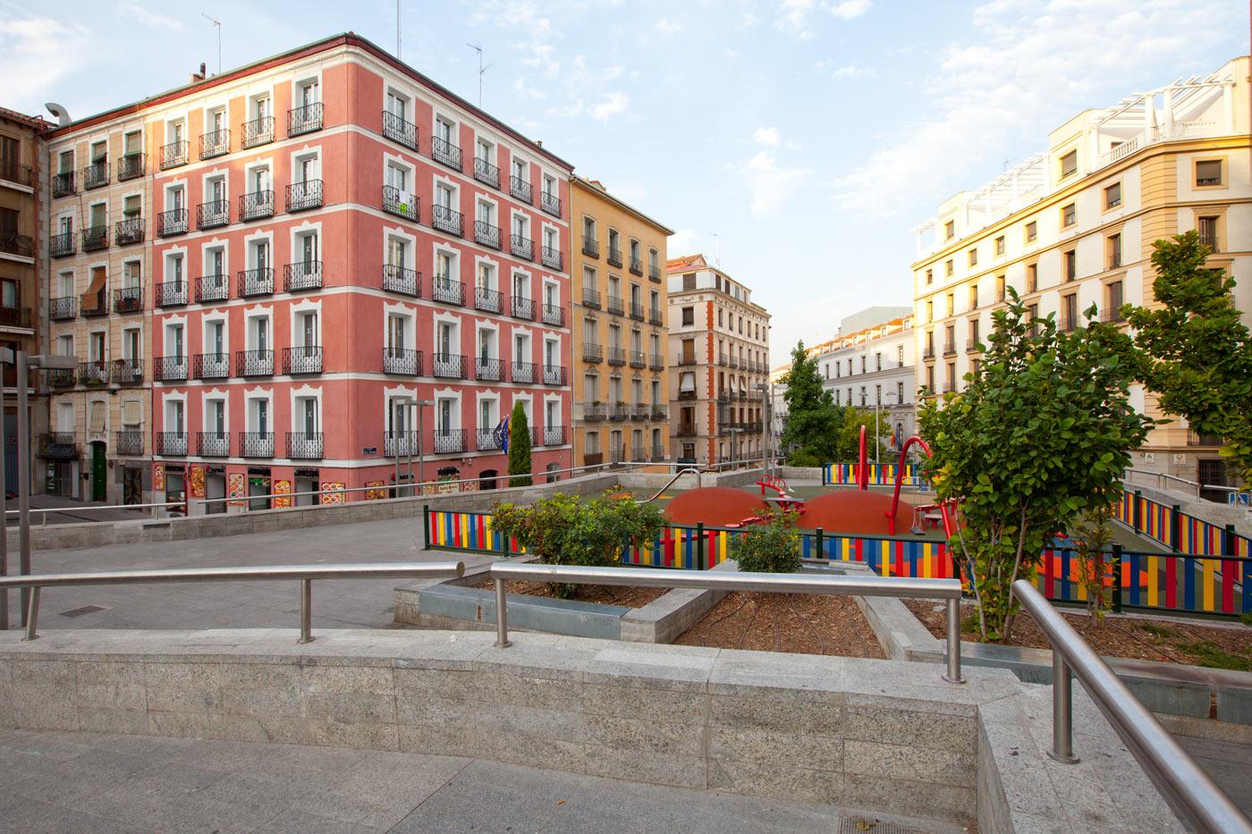 Hotel Jc Santo Domingo Madrid